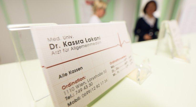 Dr.med.univ. Kassra Lakani - Praktischer Arzt Wien 1110
