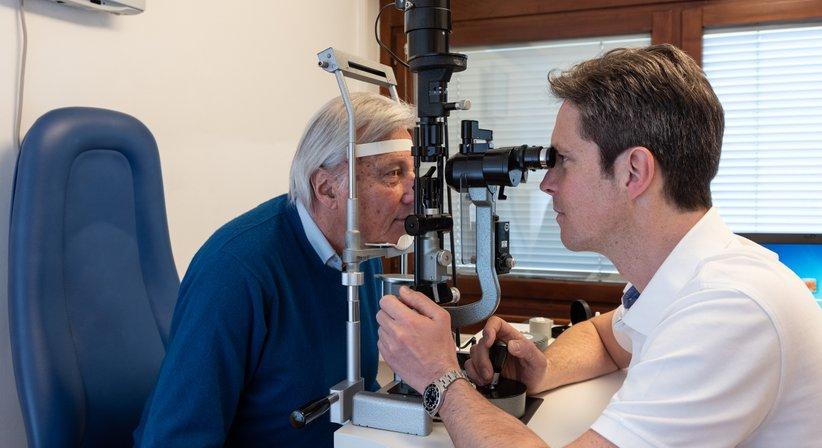 Priv.- Doz. Dr. Christoph Mitsch - Augenarzt Wien 1130