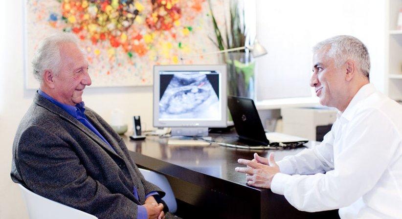 OA Dr. Saeid Alavi - Urologe Wien 1210