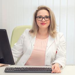 Dr. Nataliya Miraval - Praktische Ärztin Wien 1080