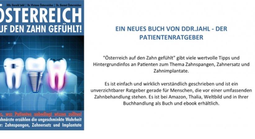 DDr. Gerald Jahl - Zahnarzt Eggenburg 3730