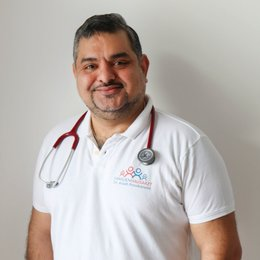 Dr. Arash Pourkarami,  - Praktischer Arzt Wien 1220