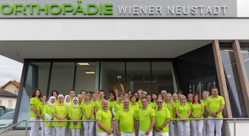 Dr. Markus Baumgartner - Orthopäde Wiener Neustadt 2700