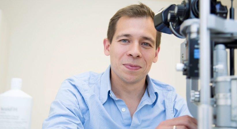 Prim. Univ.-Prof. Dr. Matthias Bolz - Augenarzt Linz 4020
