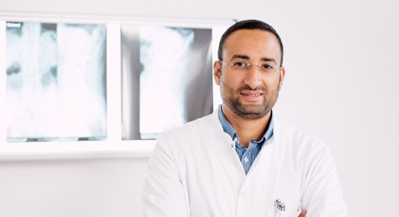 OA Dr. med. Nazem Atassi - Neurochirurg Wien 1190