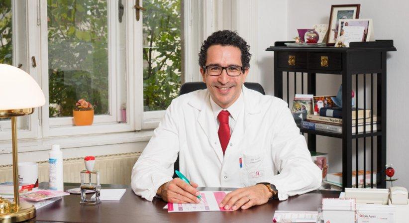 Prim. Assoc. Prof. PD Dr. Camillo Sherif - Neurochirurg Wien 1060