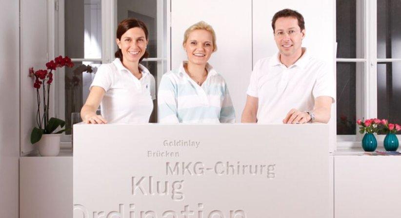 Univ. Prof. Priv.-Doz. Dr.med.univ. Dr.med.dent. Clemens Klug - Kieferchirurg Wien 1190