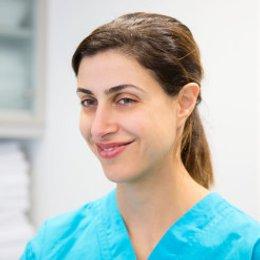Dr. Sima Sylvia Golestani - Zahnärztin Wien 1120