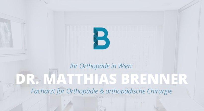 Dr. Matthias Brenner - Orthopäde Wien 1010