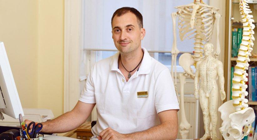 Dr. Gregor Timmel - Praktischer Arzt Wien 1070