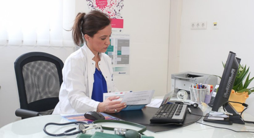 Dr. Atousa Mastan - Praktische Ärztin Wien 1220