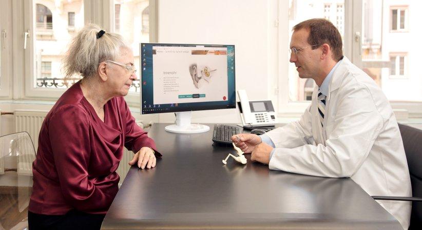 Priv.-Doz. Dr. Florian Kral - HNO-Arzt Innsbruck 6020