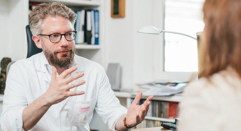 Priv.Doz. Dr. Matthias Johannes Waldert - Urologe Wien 1050
