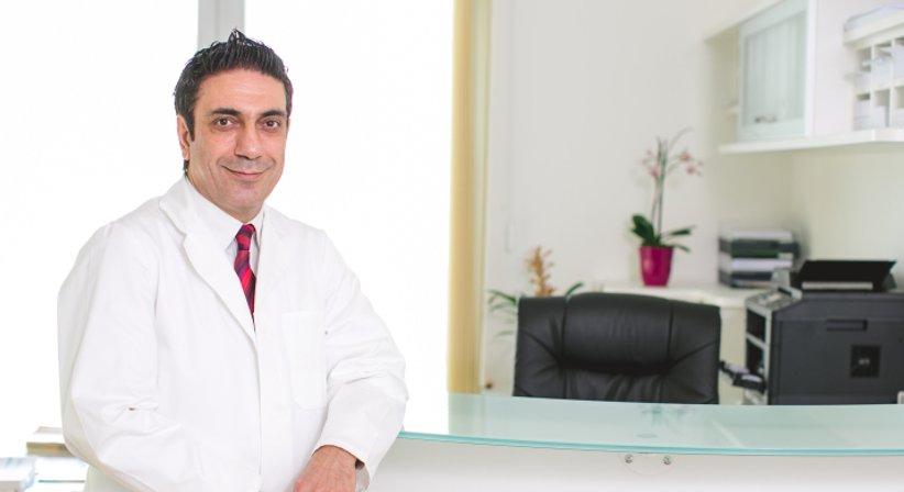 OA Dr. Kourosh Khosravi - Urologe Wien 1220