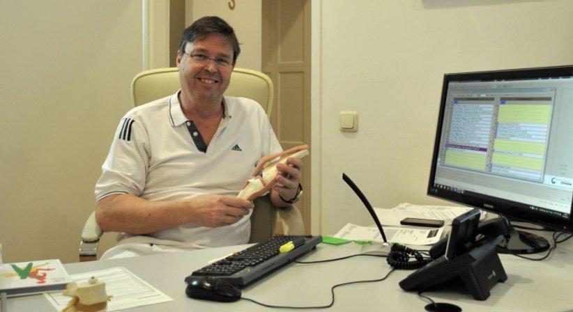 Dr. Christian Mahringer - Unfallchirurg Gmunden 4810
