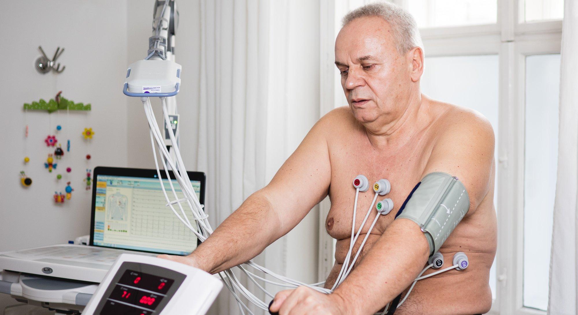 Dr. Ivica Jukic Belastungs EKG (Ergometrie) | Internist in